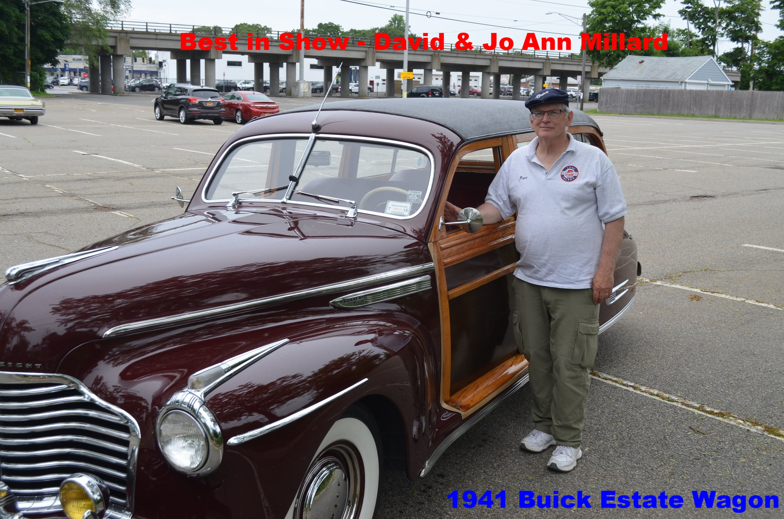 Best in Show - David & Jo Ann Millard - 1941 Estate Wagon