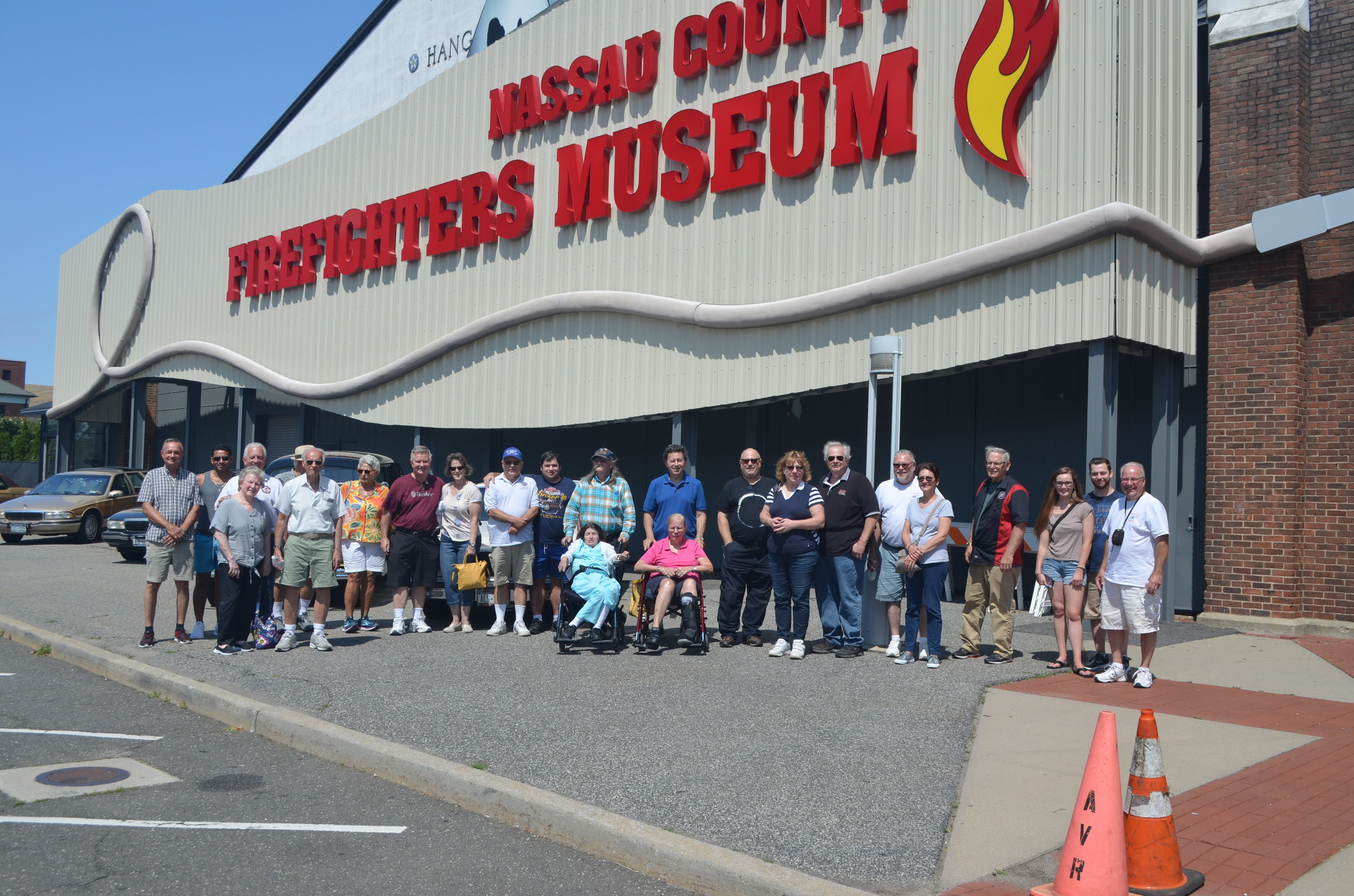 2019 Annual Picnic - Cradle of Aviation Museum, Garden City