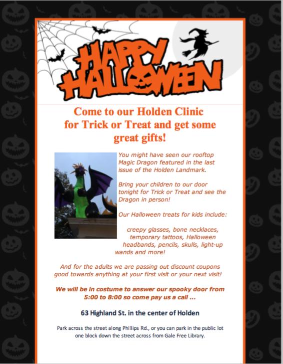 Halloween Invitation 2016