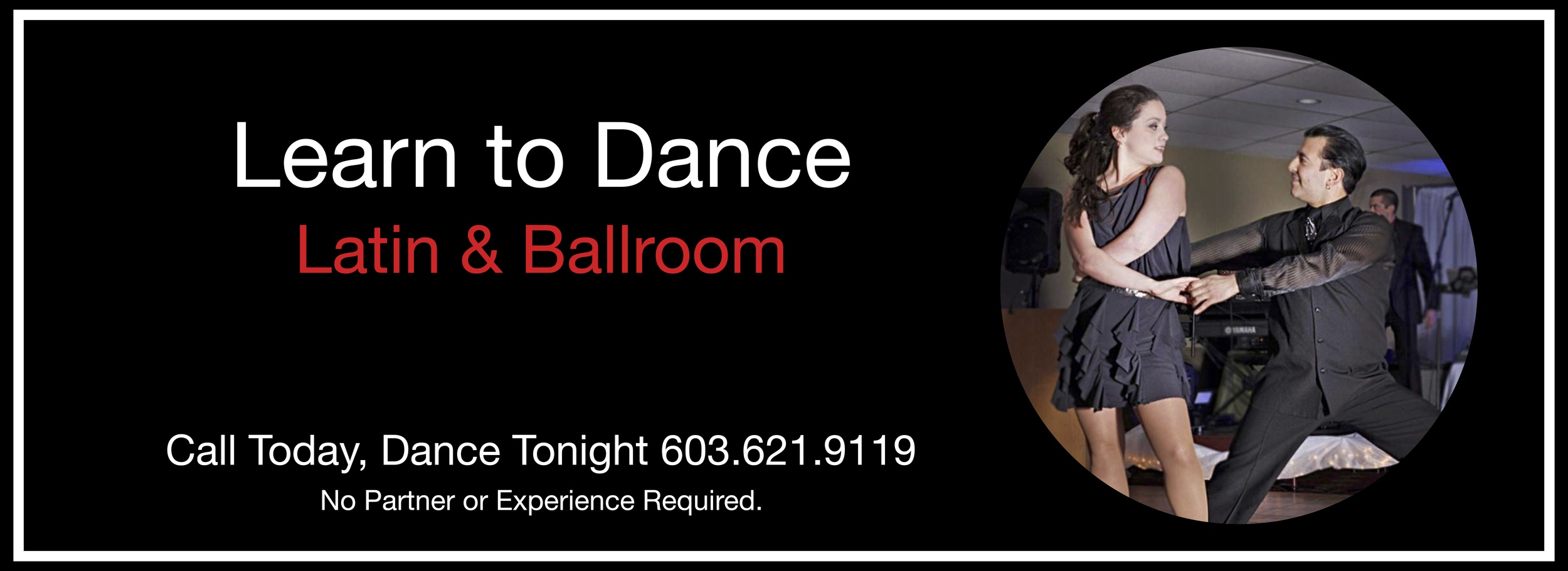 Ballroom and Latin Dance Studio Manchester NH