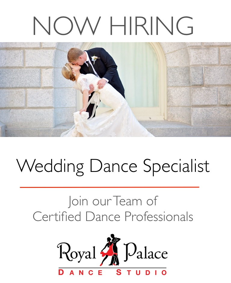 Wedding Dance Specialist