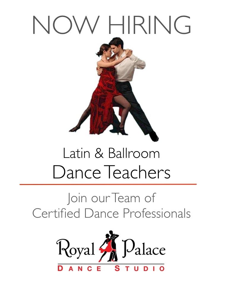 Latin & Ballroom Dance Teacher