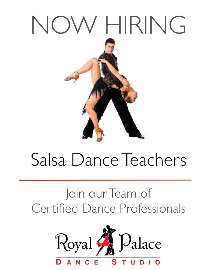 Salsa Dance Teacher