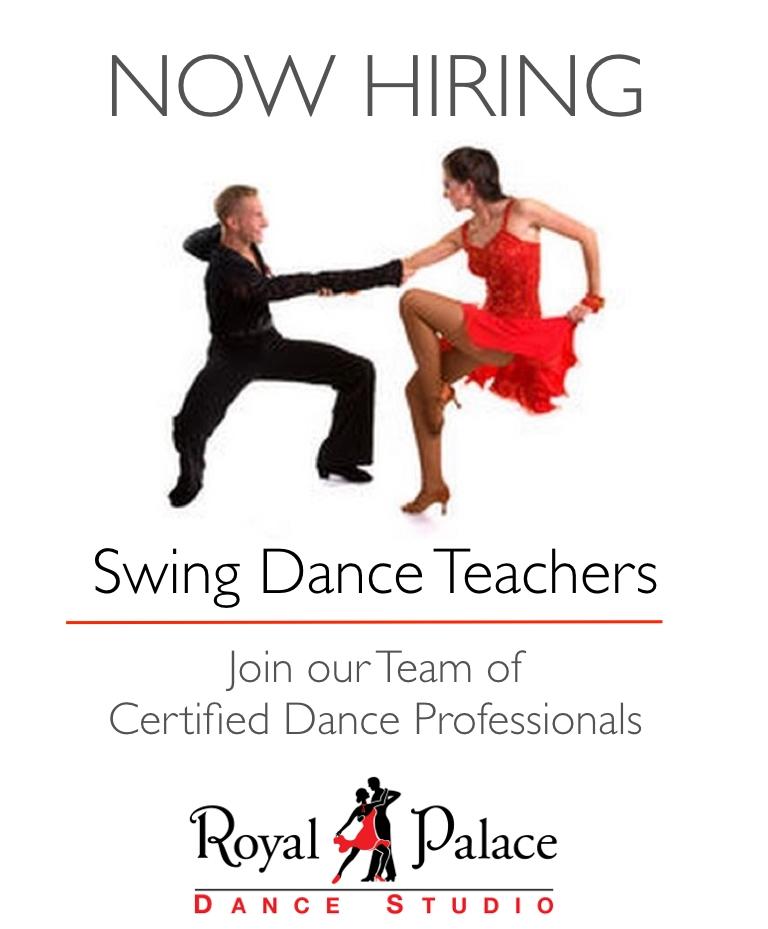 Swing Dance Teacher
