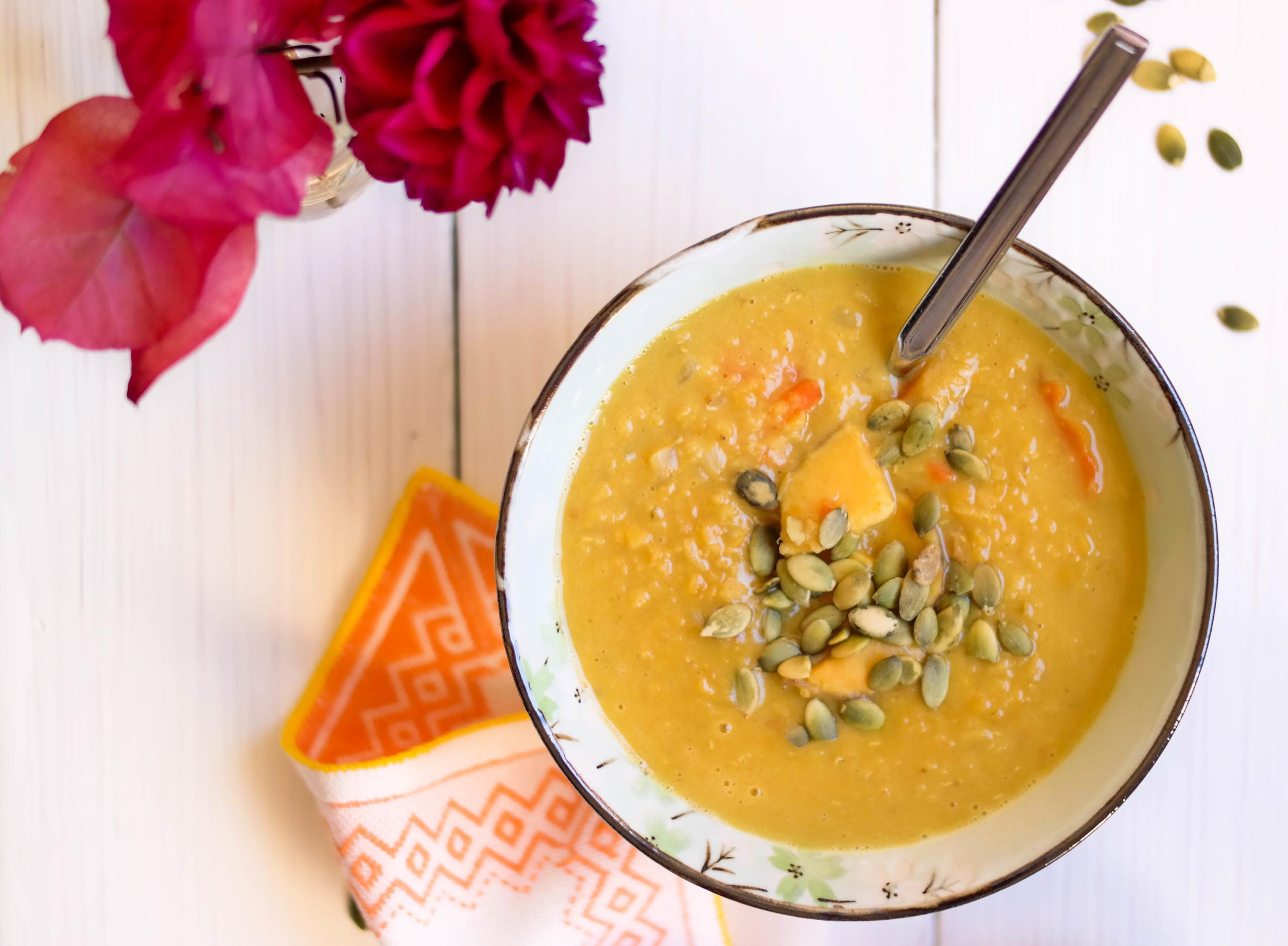 5-Warming-Coconut-Curry-Soup | www.8thandlake.com