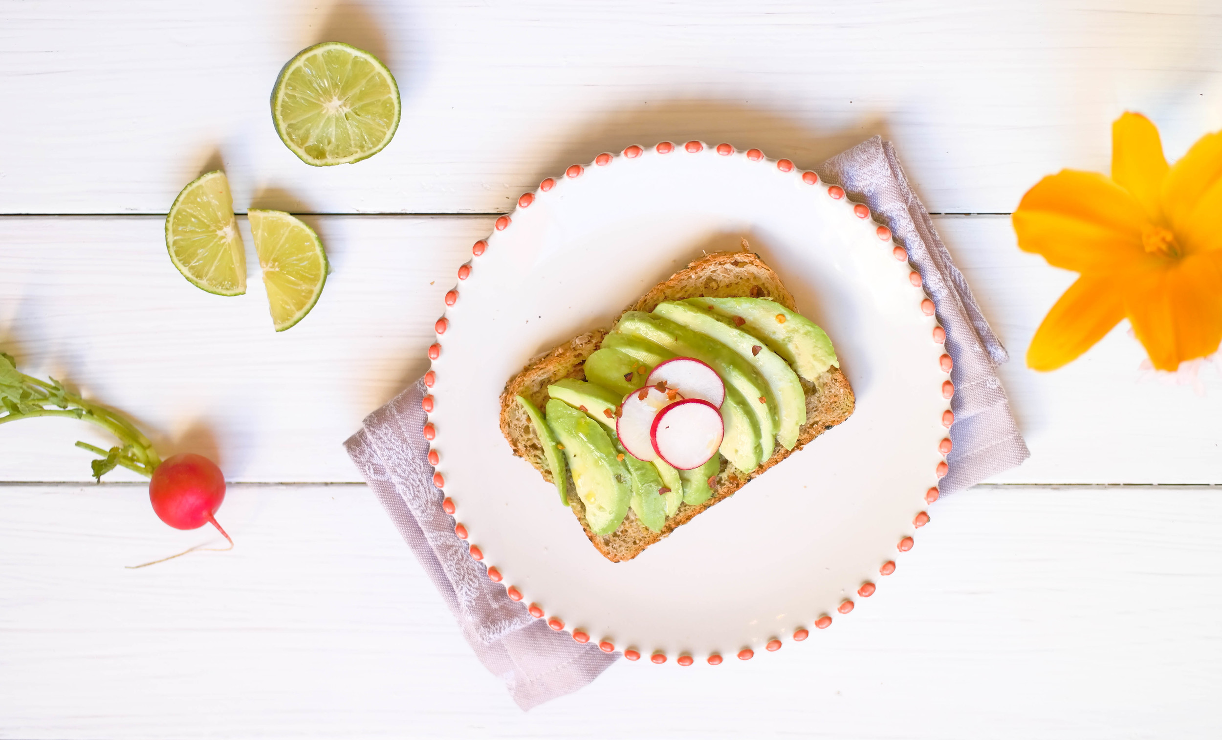 Spicy-Avocado-And-Lime-Toast | www.8thandlake.com