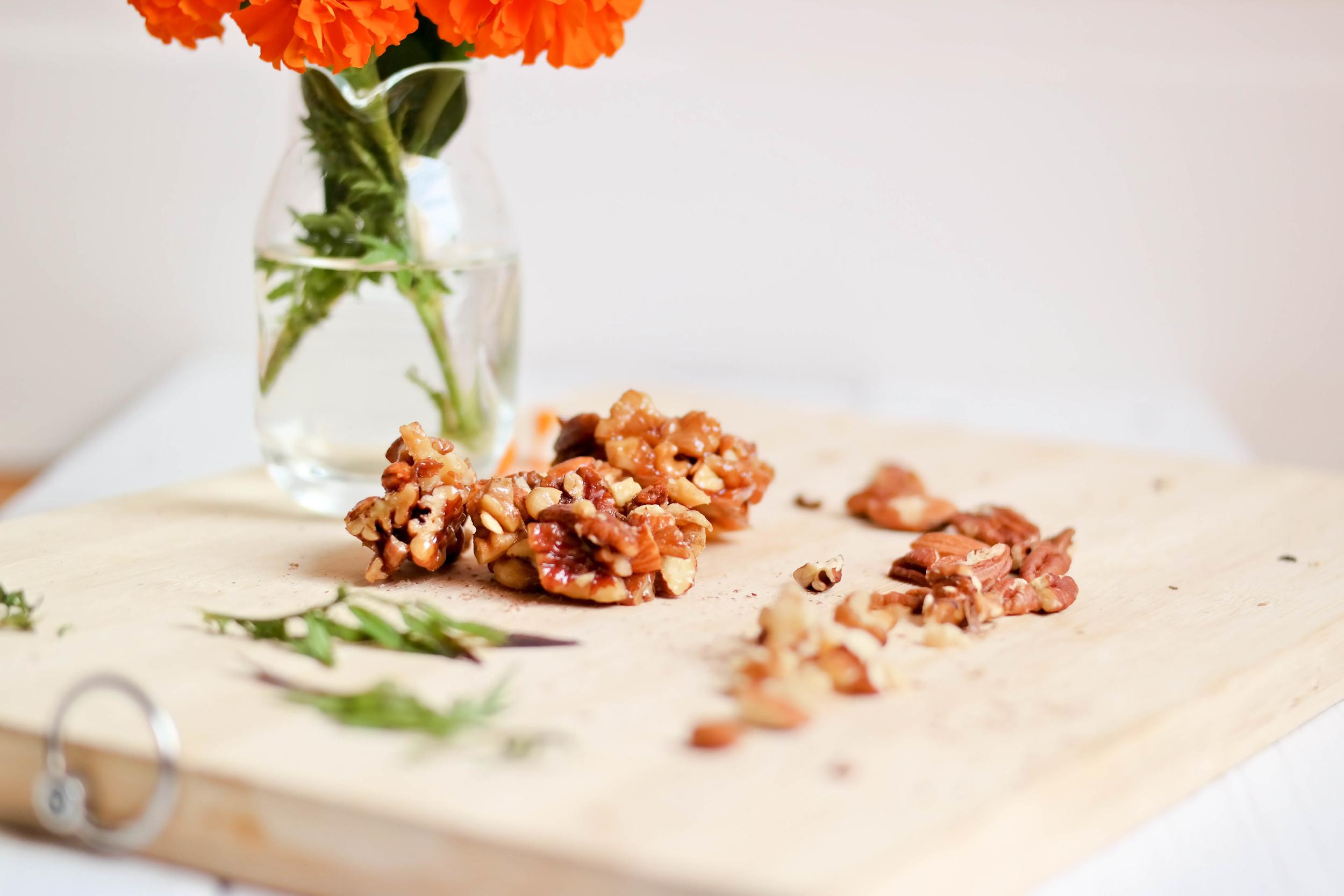 3-Simple-Honey-Nut-Clusters | www.8thandlake.com