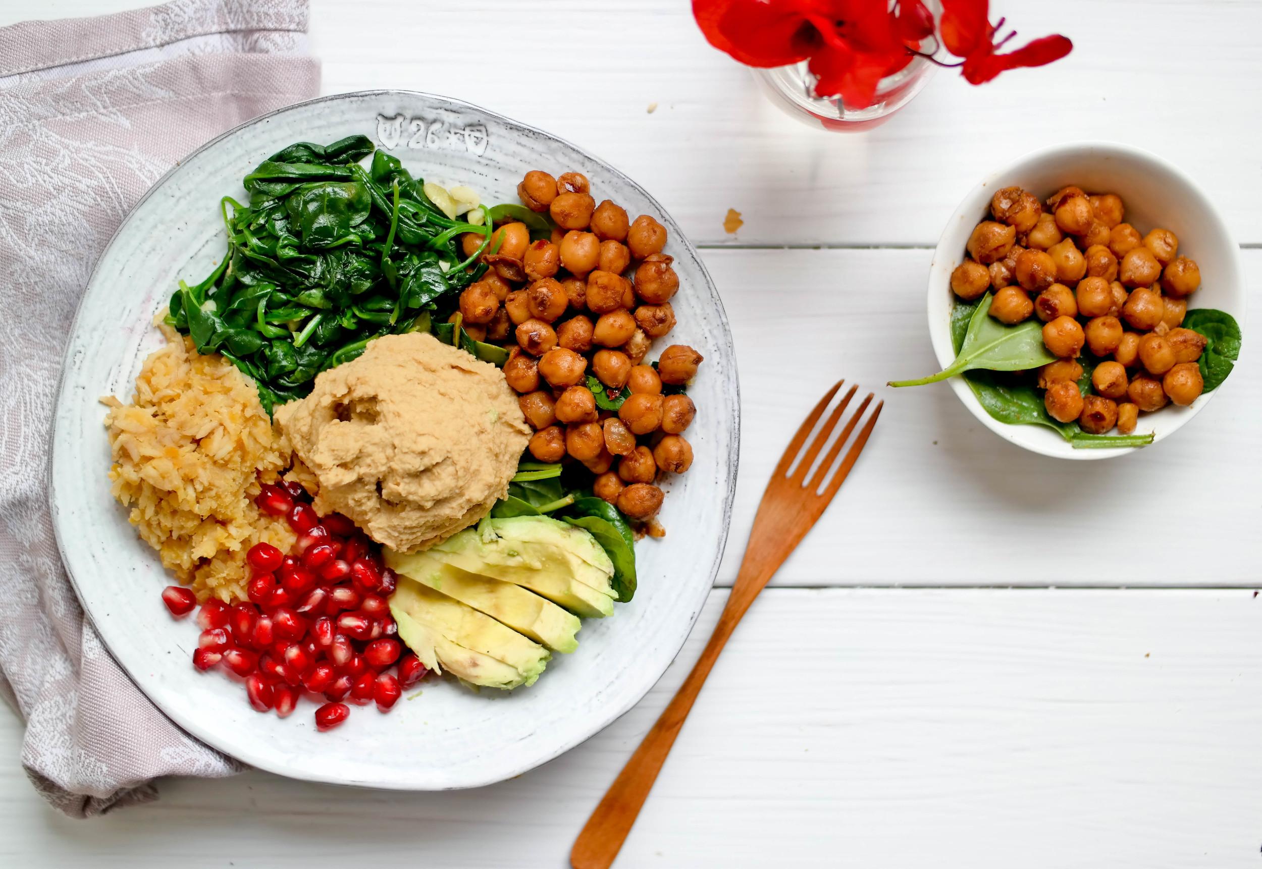 The-Best-Rainbow-Salad | www.8thandlake.com