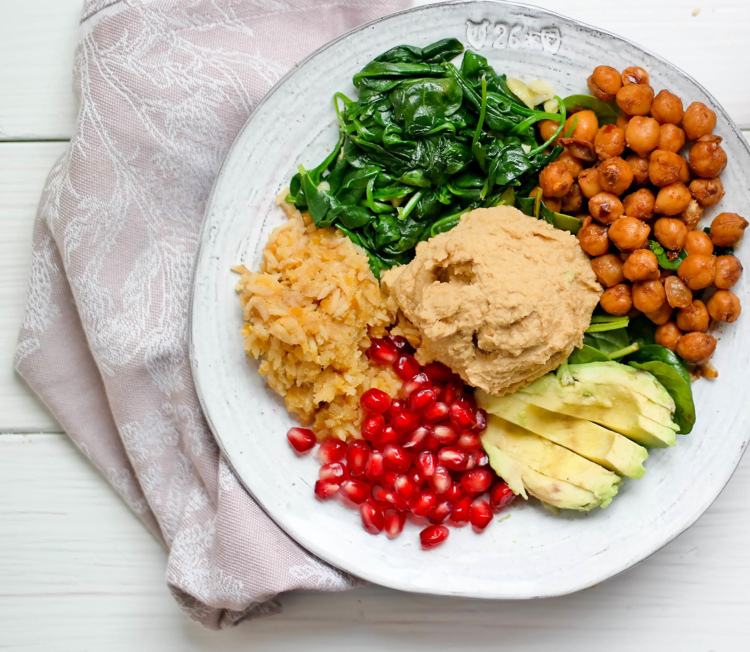 2-The-Best-Rainbow-Salad | www.8thandlake.com
