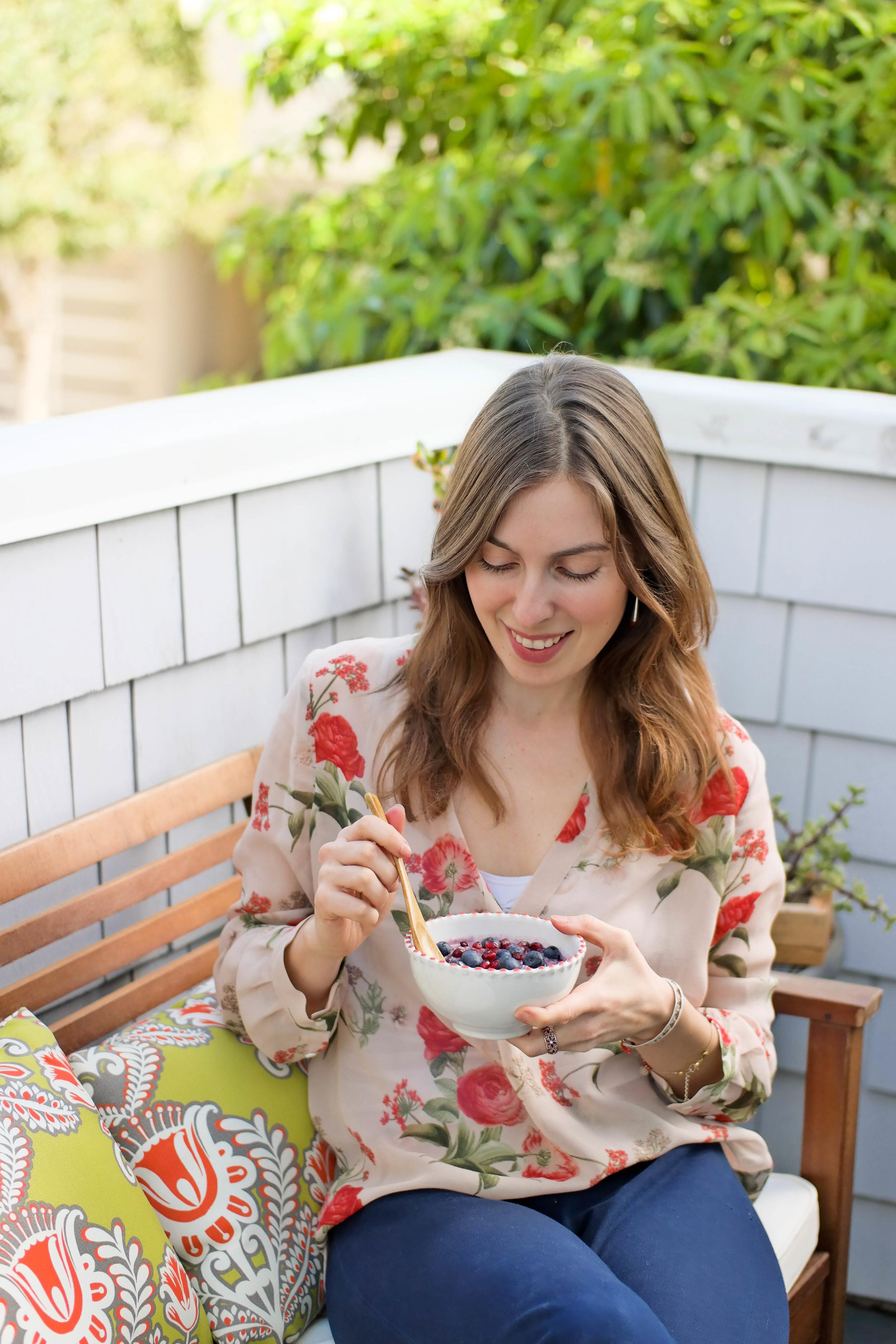 6-Colorful-Coconut-Porridge | www.8thandlake.com