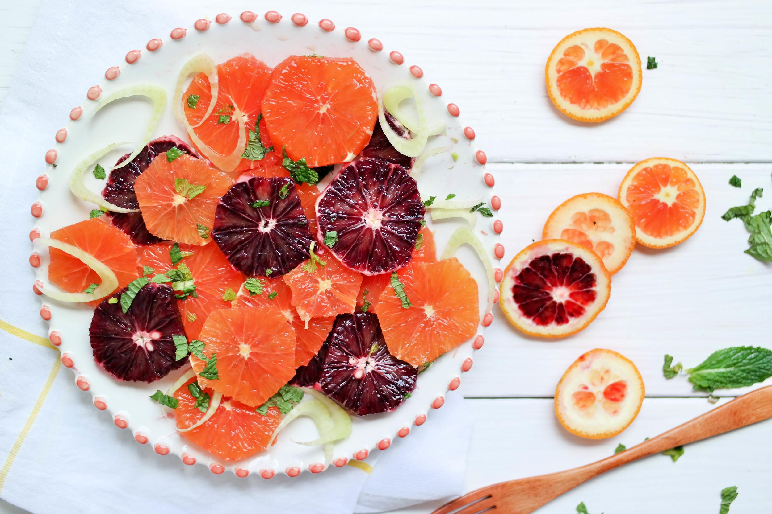 Orange-and-Fennel-Salad | www.8thandlake.com