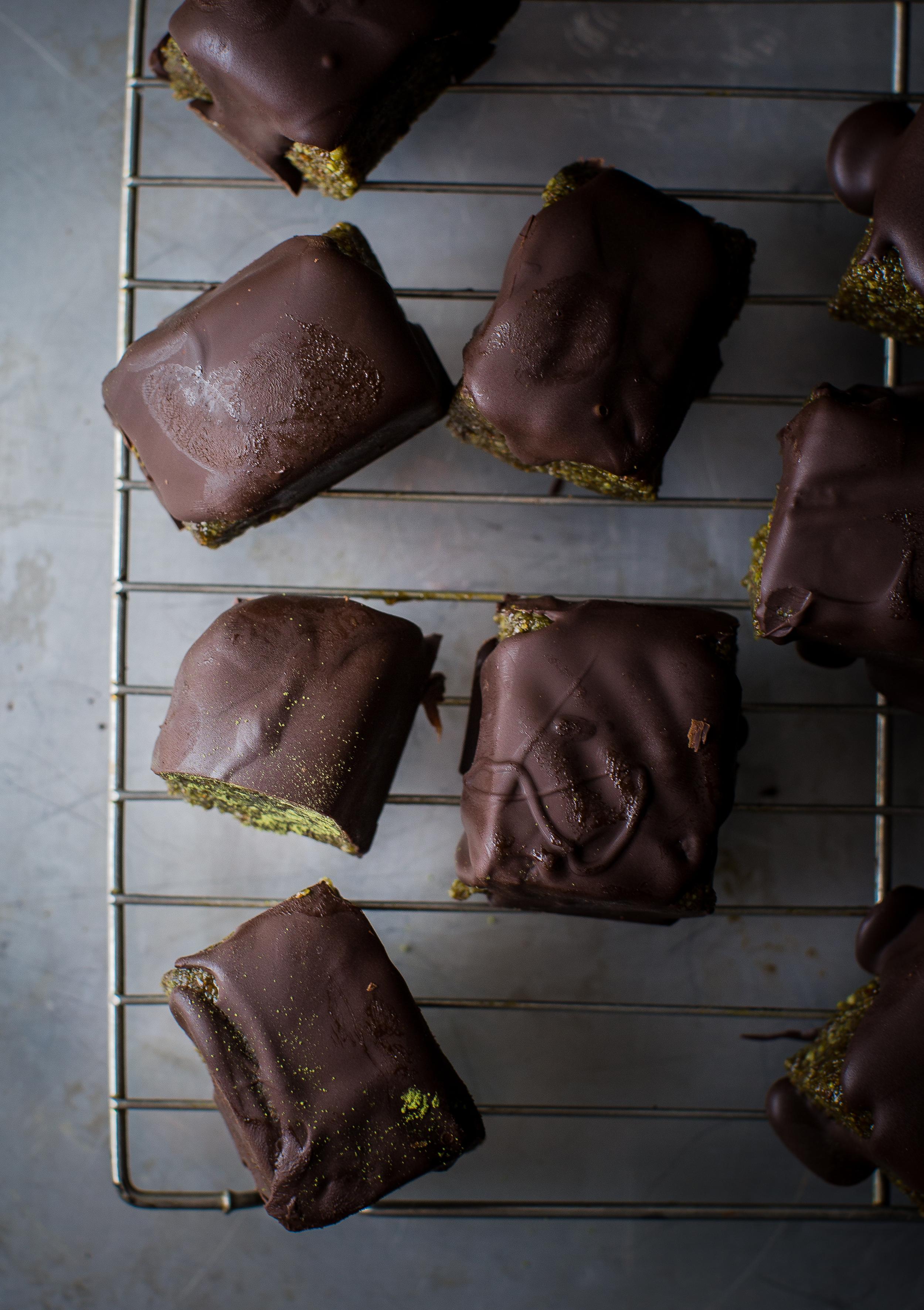 7-Matcha-and-chocolate- Marzipan | 8thandlake.com