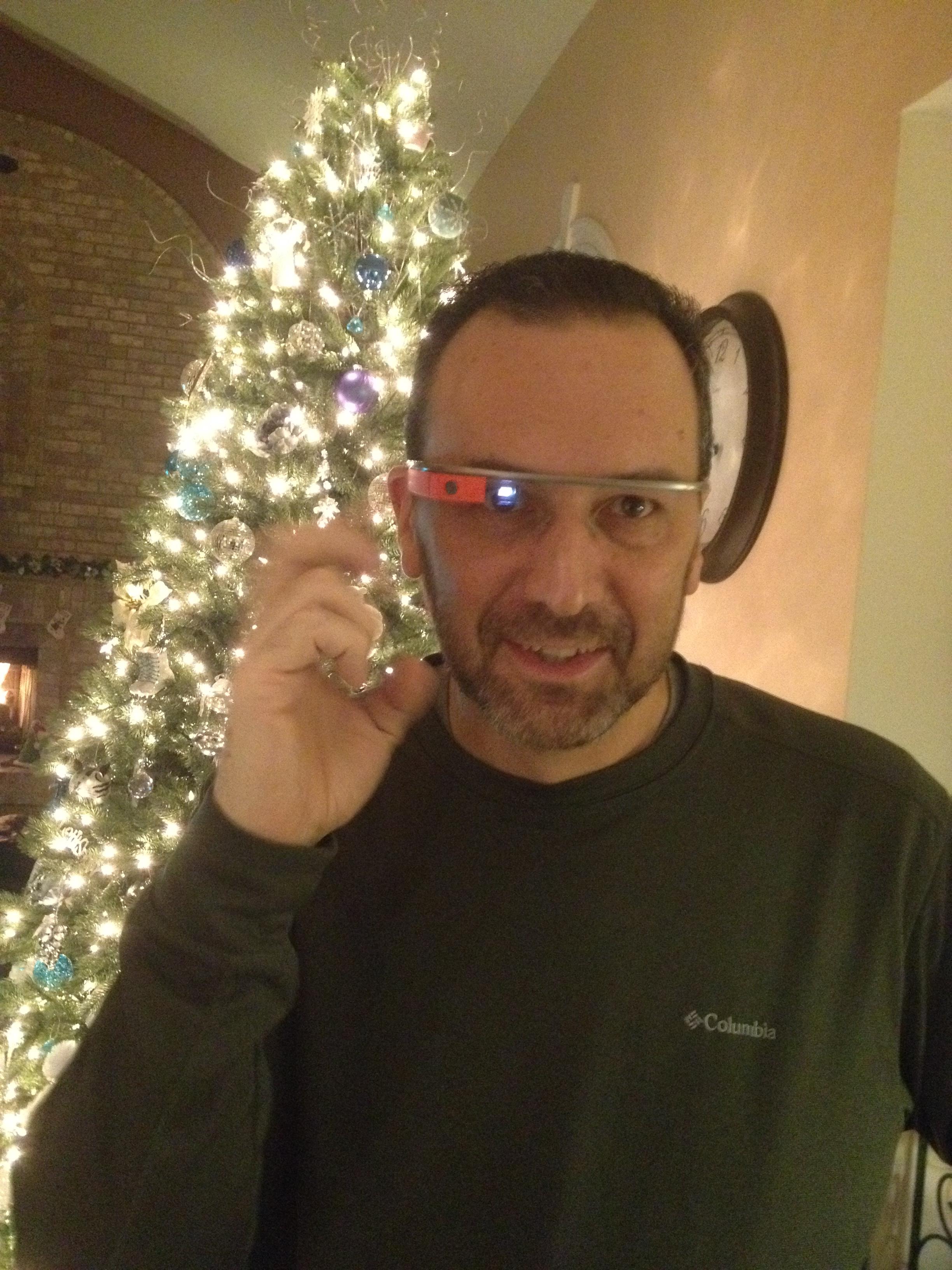 Fun with Google Glass