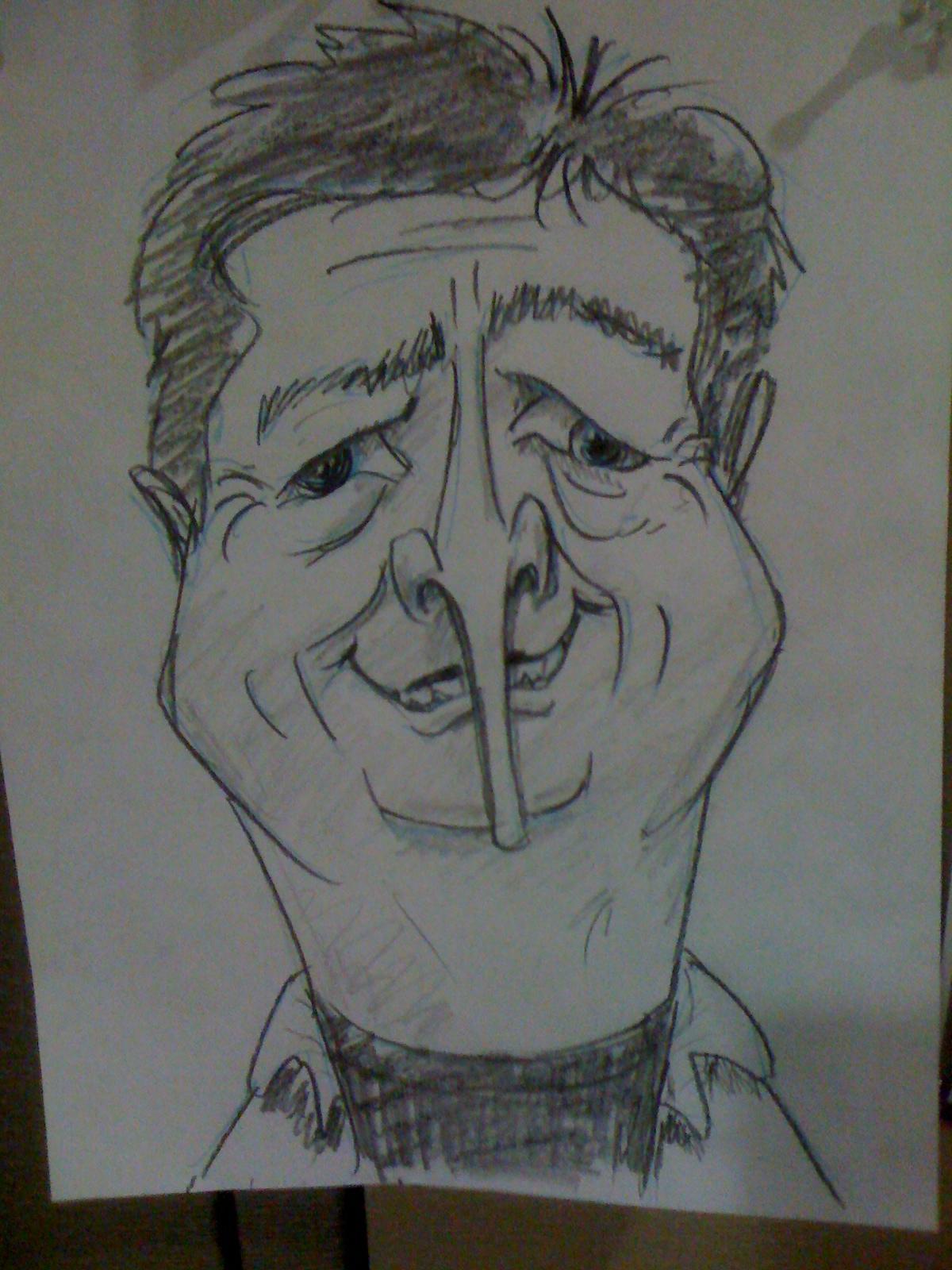 Caricature Corner