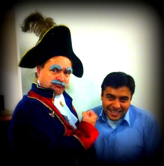 The General and PM Varun Chopra