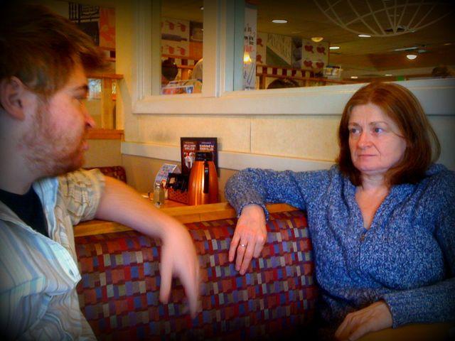 Sean and Elaine
