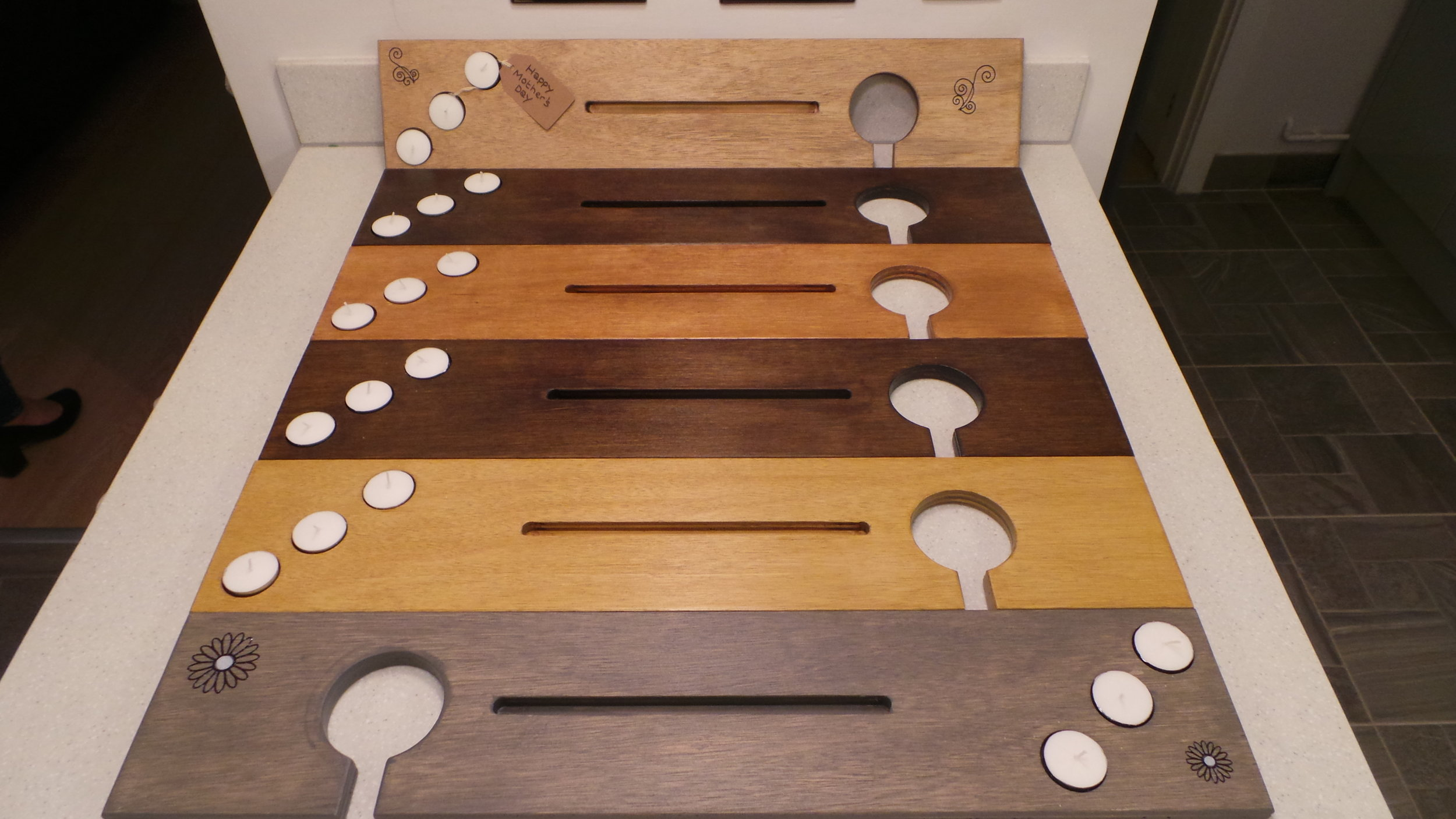 Choose Different Wood FInishes