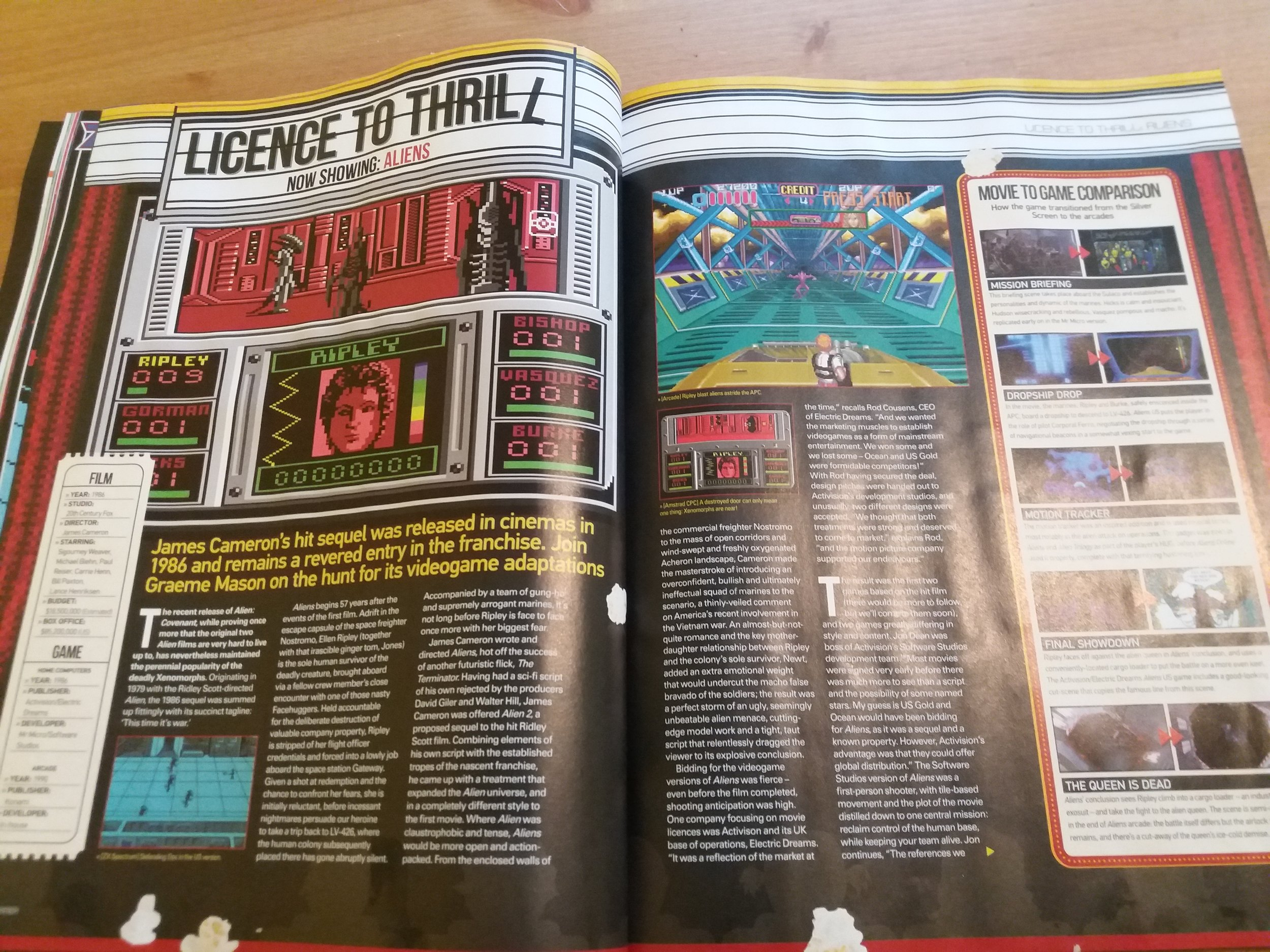 Graeme Mason's article as published in Retro Gamer, July/August 2017