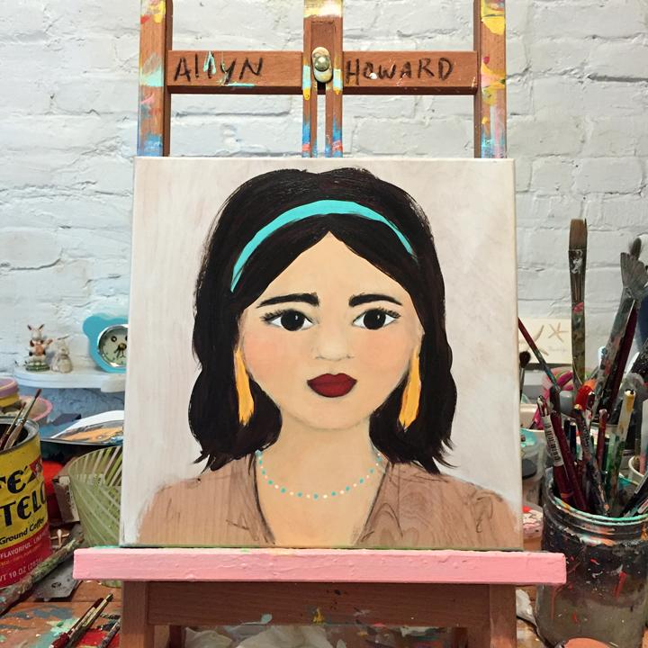 portrait_easel_wip_Allyn_Howard
