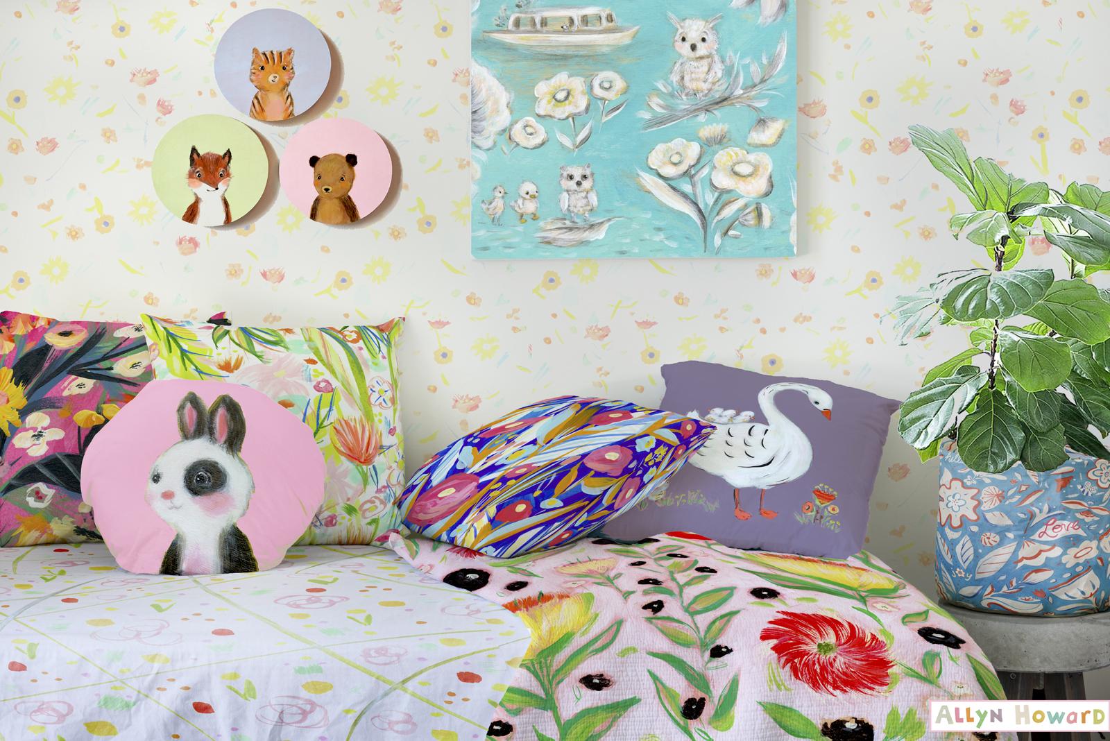Allyn_Howard_kidsroom_florals_Daybed.jpg