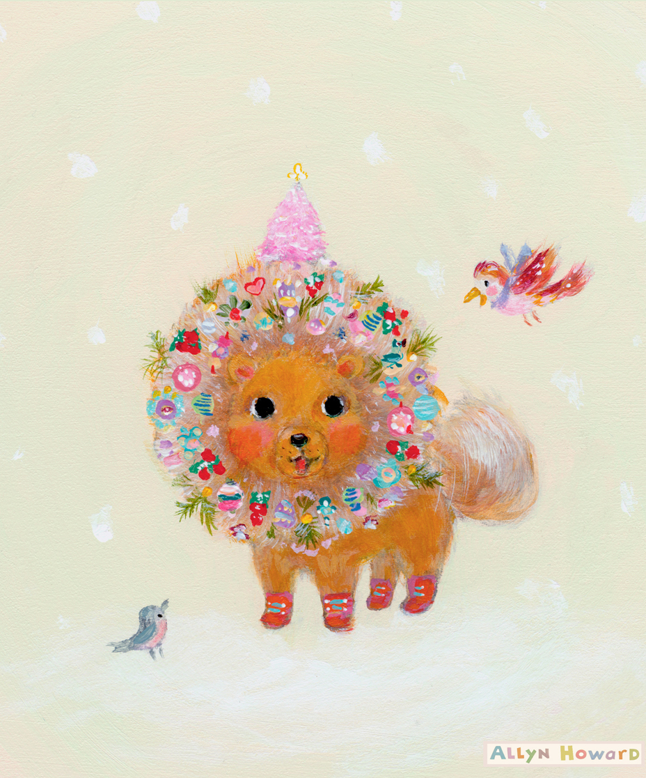 Allyn_Howard_Pomeranian-Decorated_card.jpg