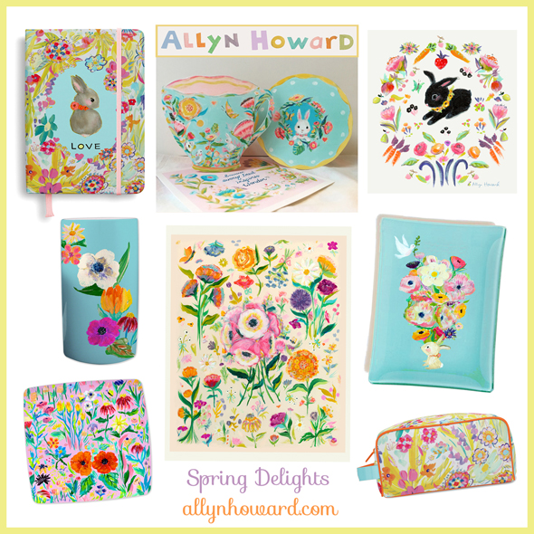 Allyn_Howard_Spring-art_and_product-designs