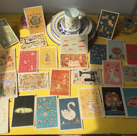 Allyn_Howard-Timbergram-cards_table.jpg