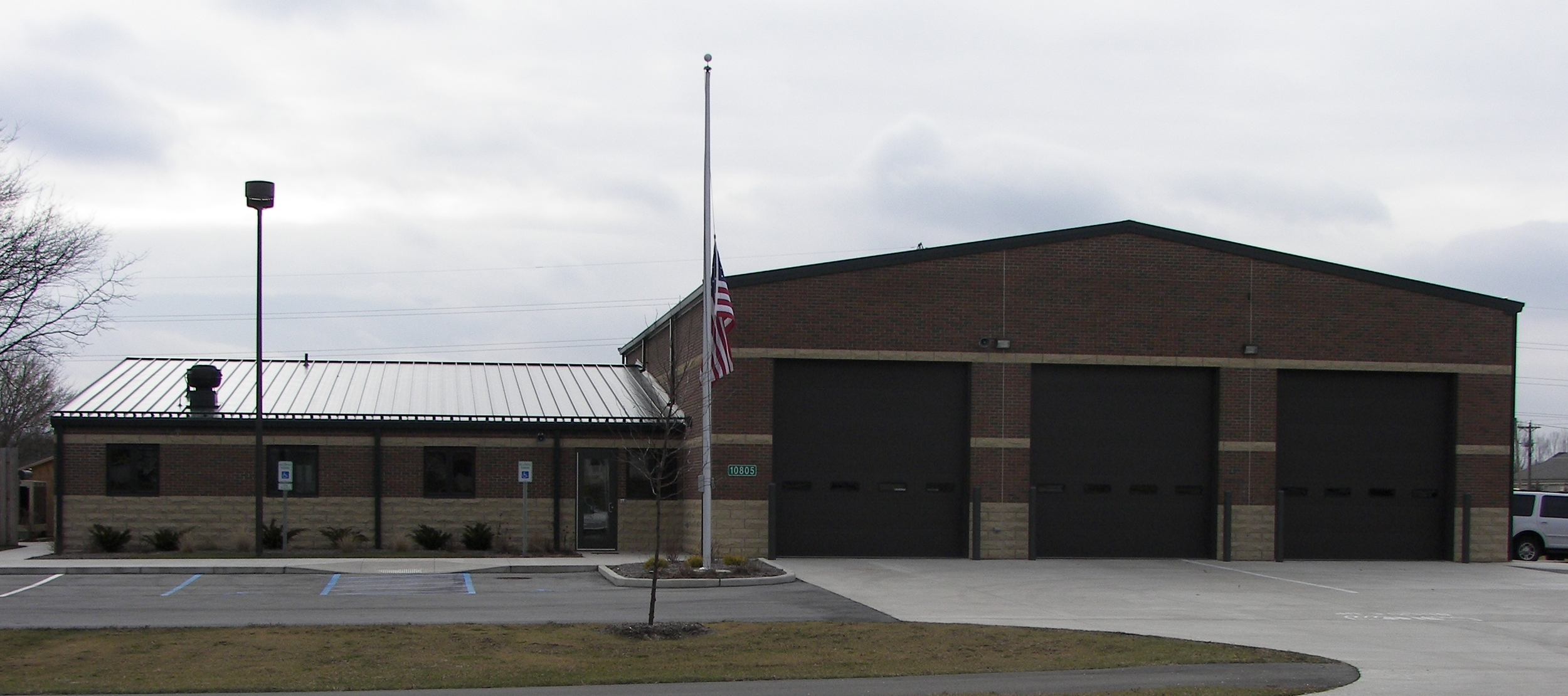 Fire Station #18