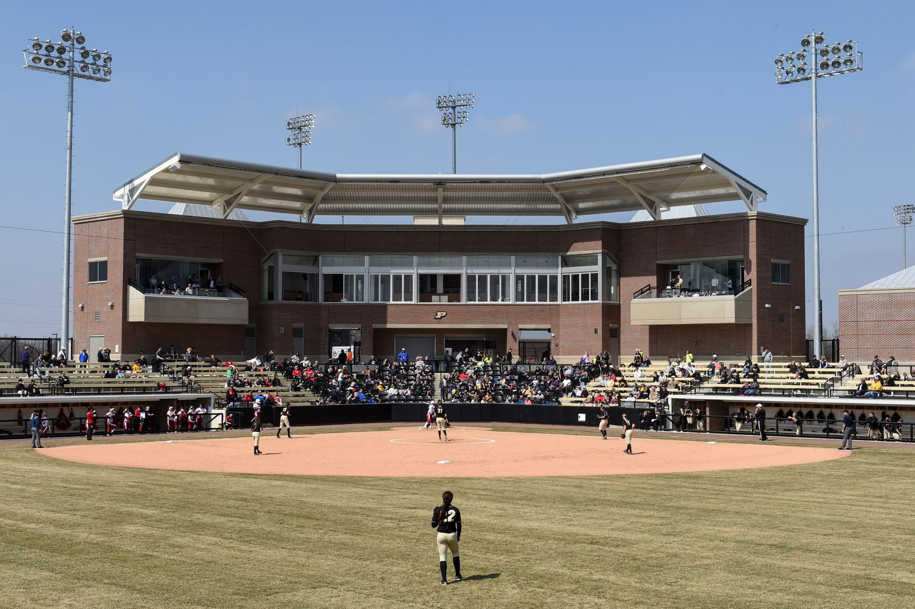Purdue Softball Stadium