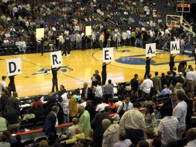 RYP TEAMS UP WITH THE WASHINGTON WIZARDS/NBA
