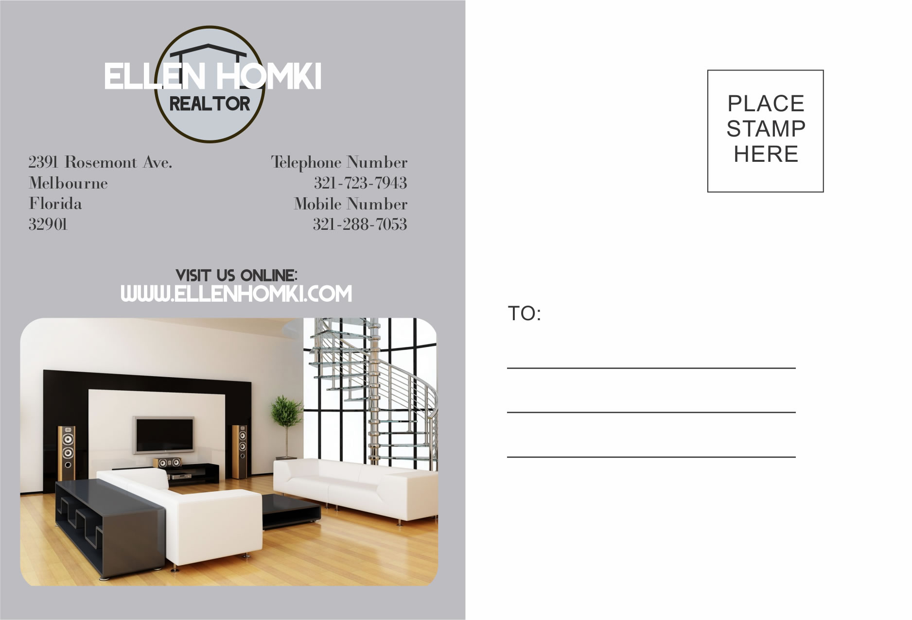 Postcard/Mailer
