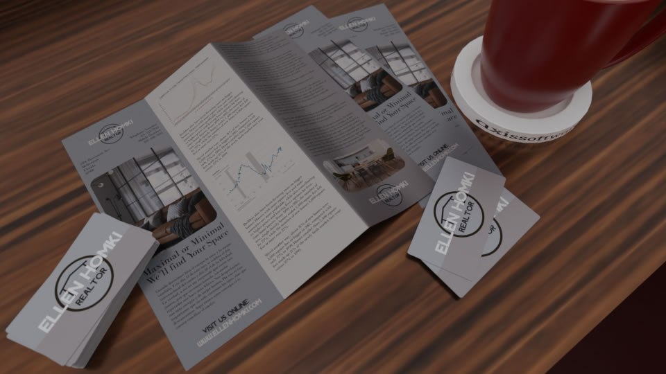 Brochure and Card Set
