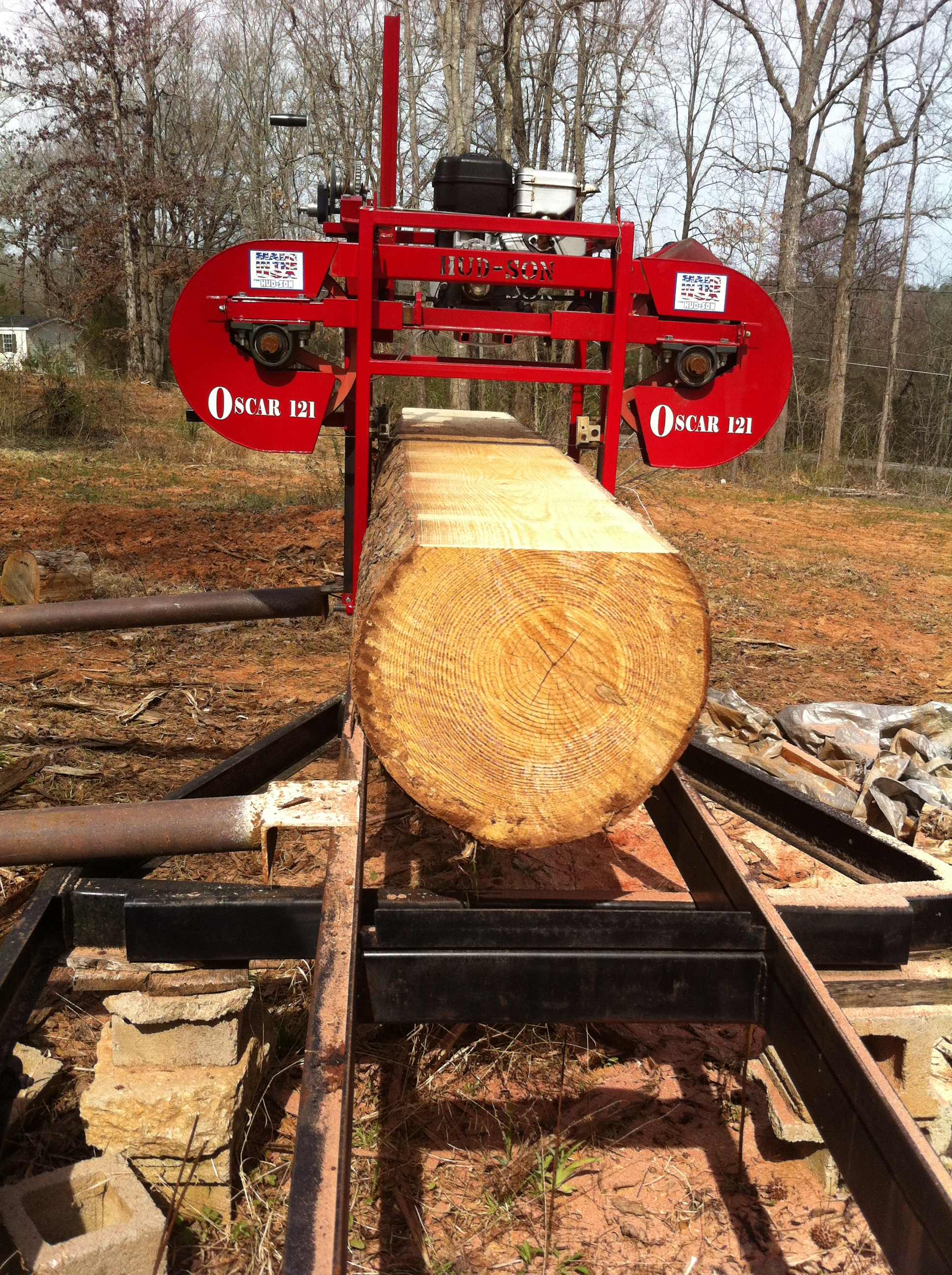 Too much pine, too little mill.