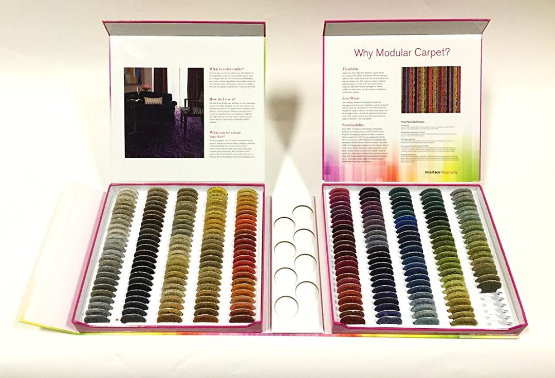 Interface Hospitality Color Studio