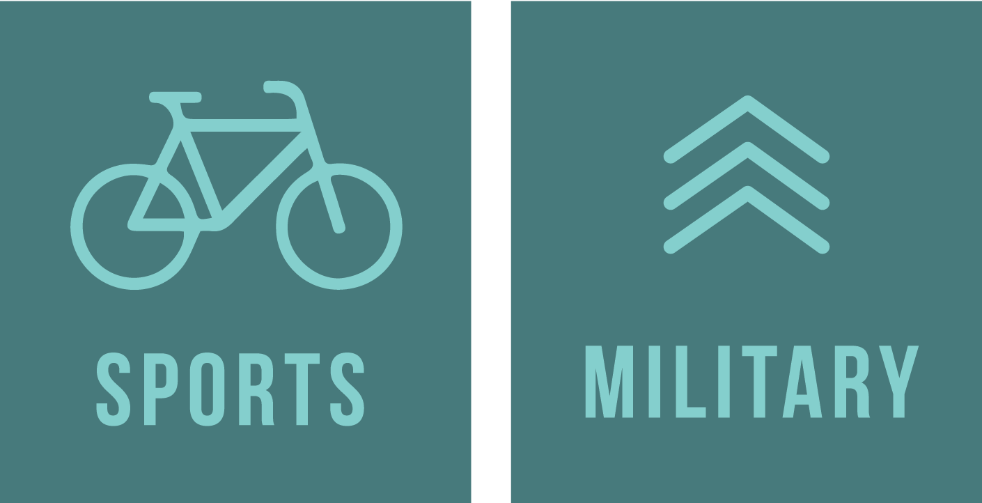 Sports and Military Use