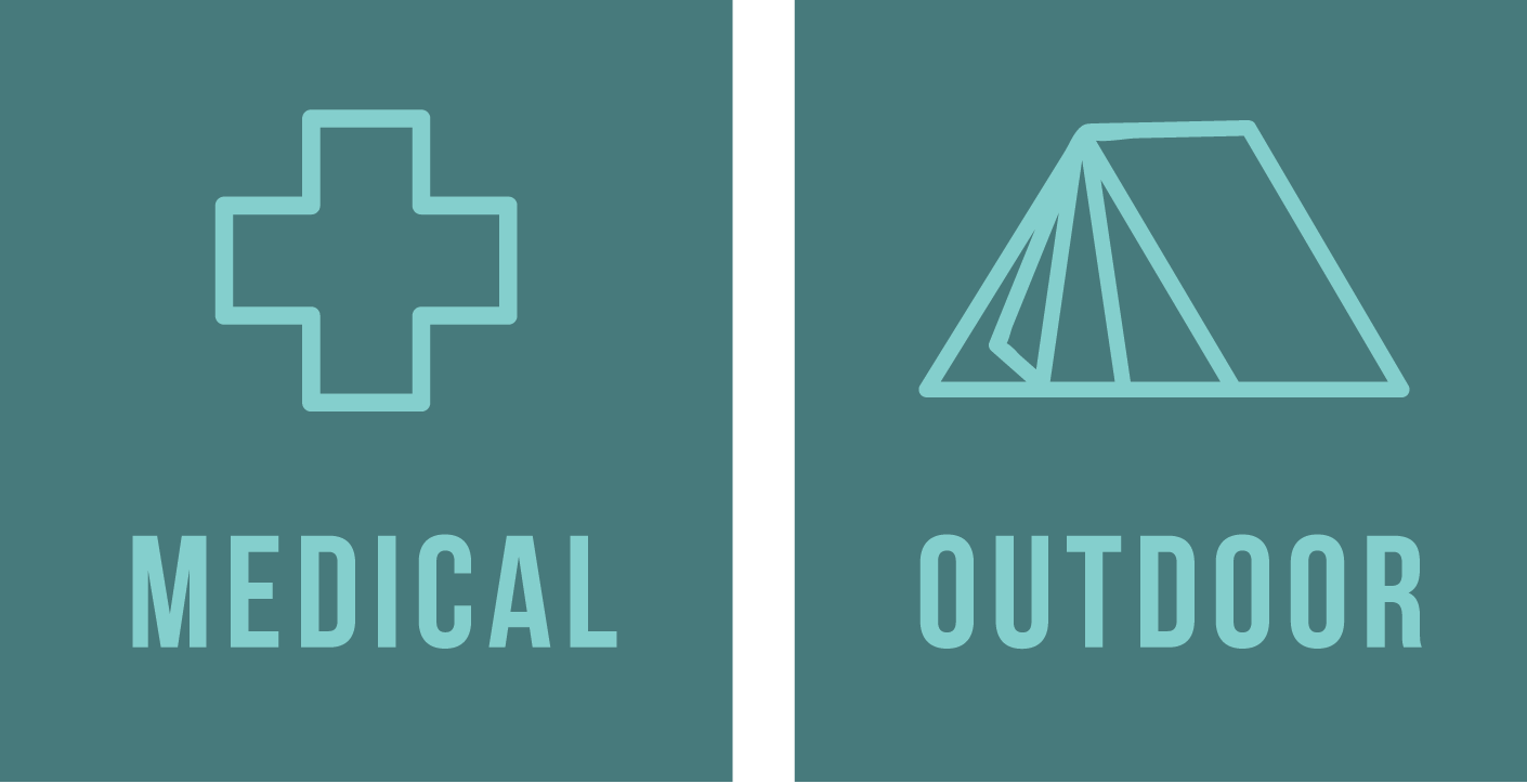 Medical and Outdoor Use
