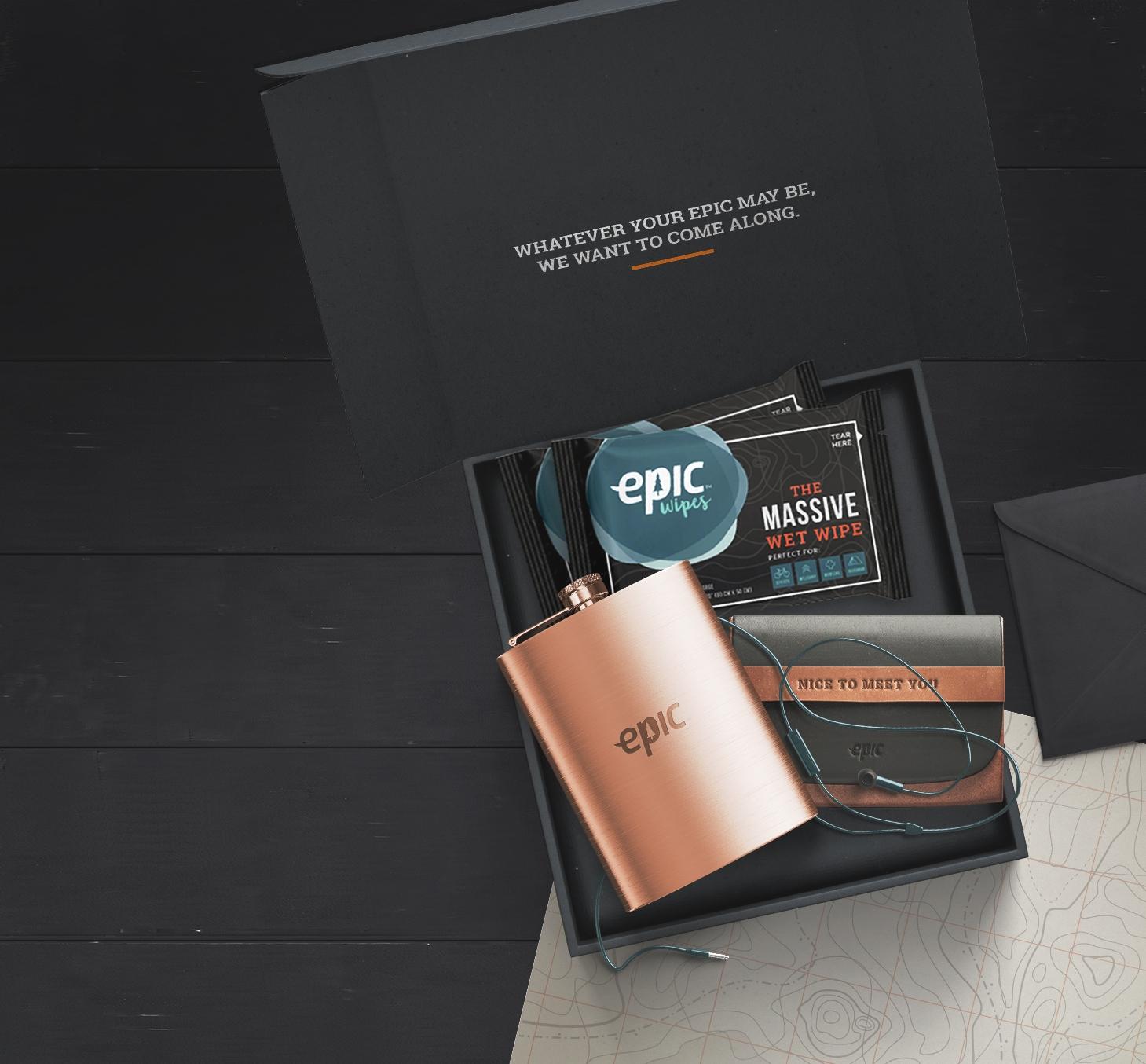 Epic Wipes Influencer Kit