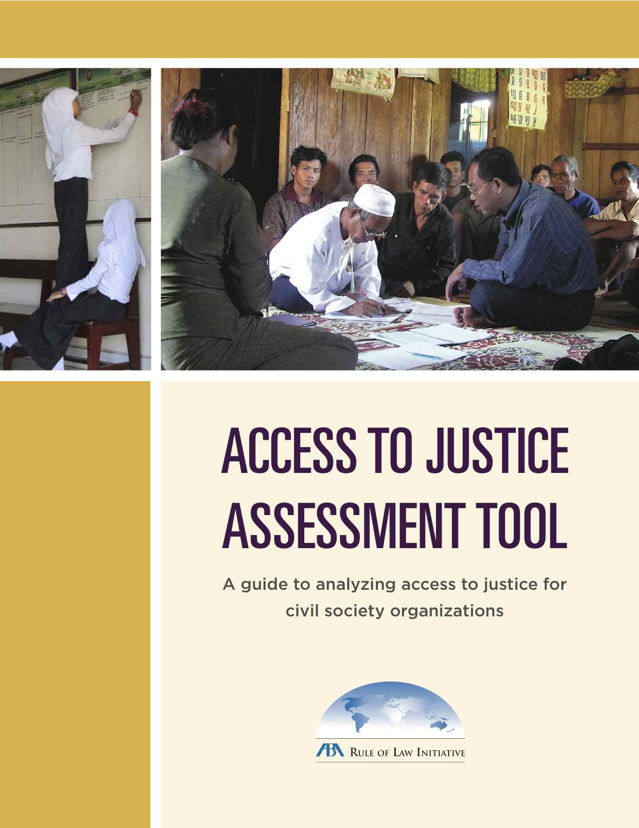 Access to Justice Assessment Tool (ABA ROLI)