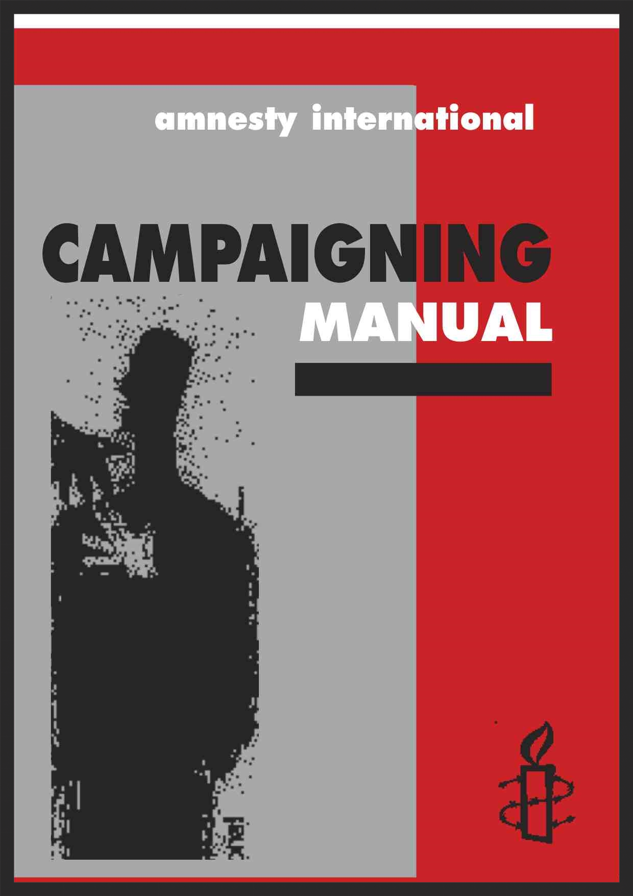 Human Rights Campaigning Manual (Amnesty International)