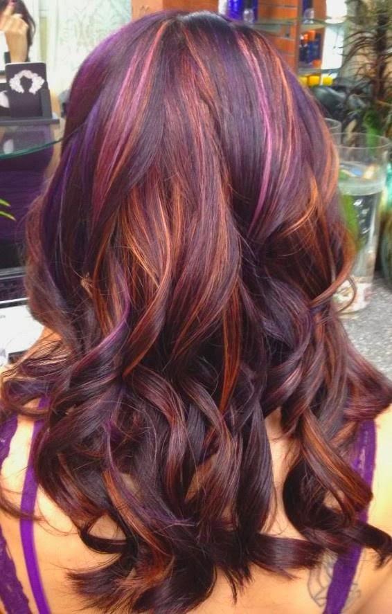 Pravana purple red and golden highlights..jpg
