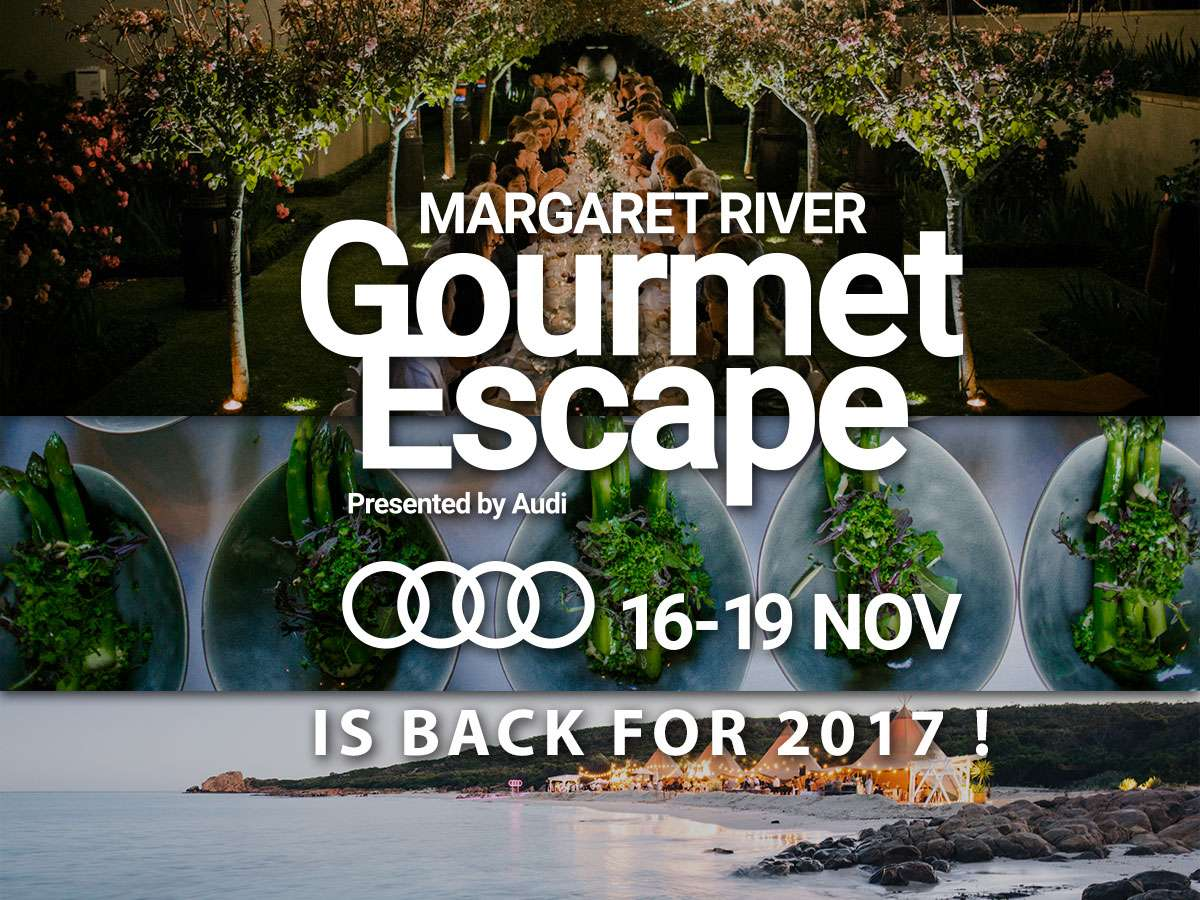 Margaret River Gourmet Escape 2017