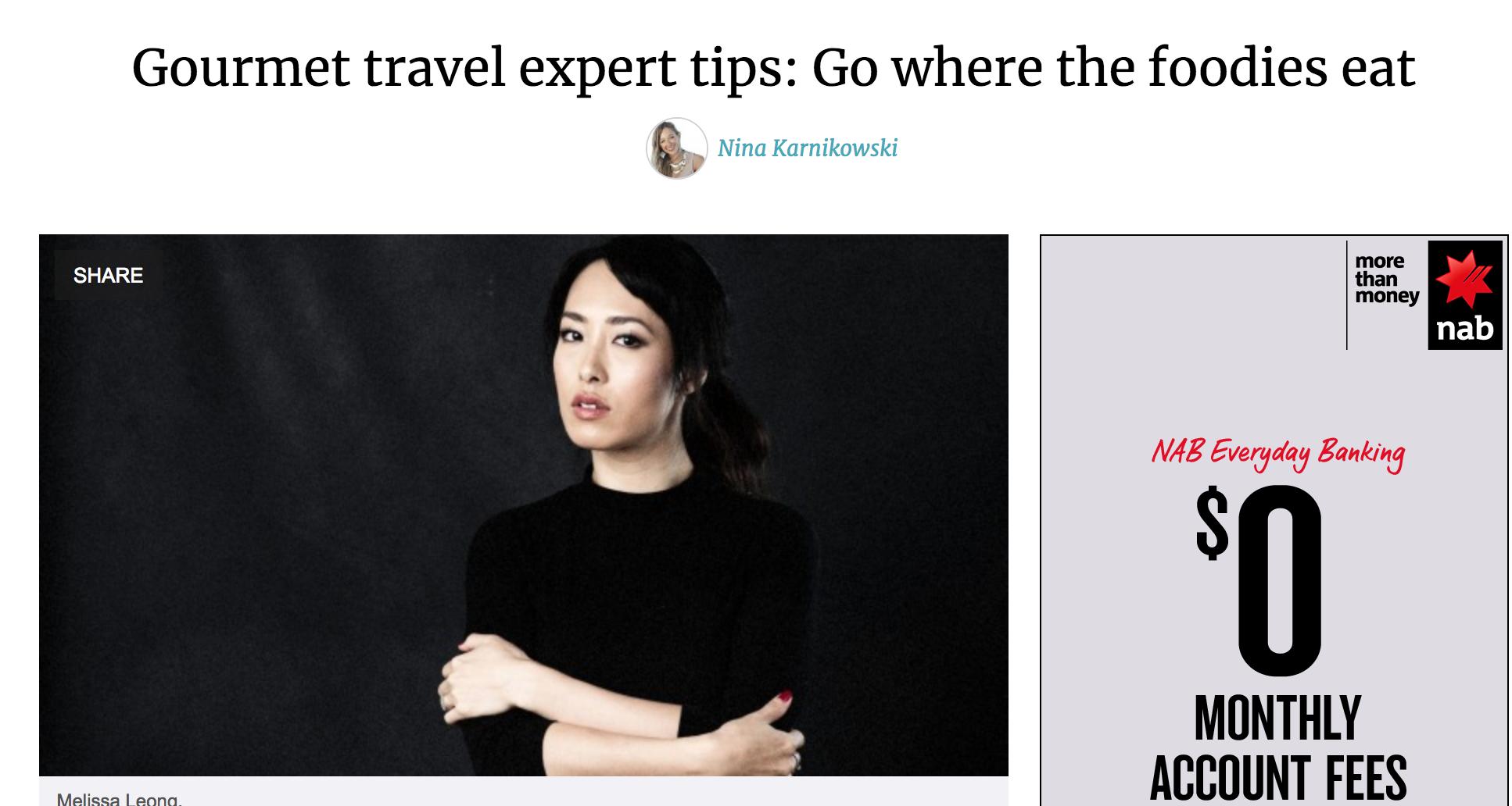 Traveller.com.au published November 3, 2017