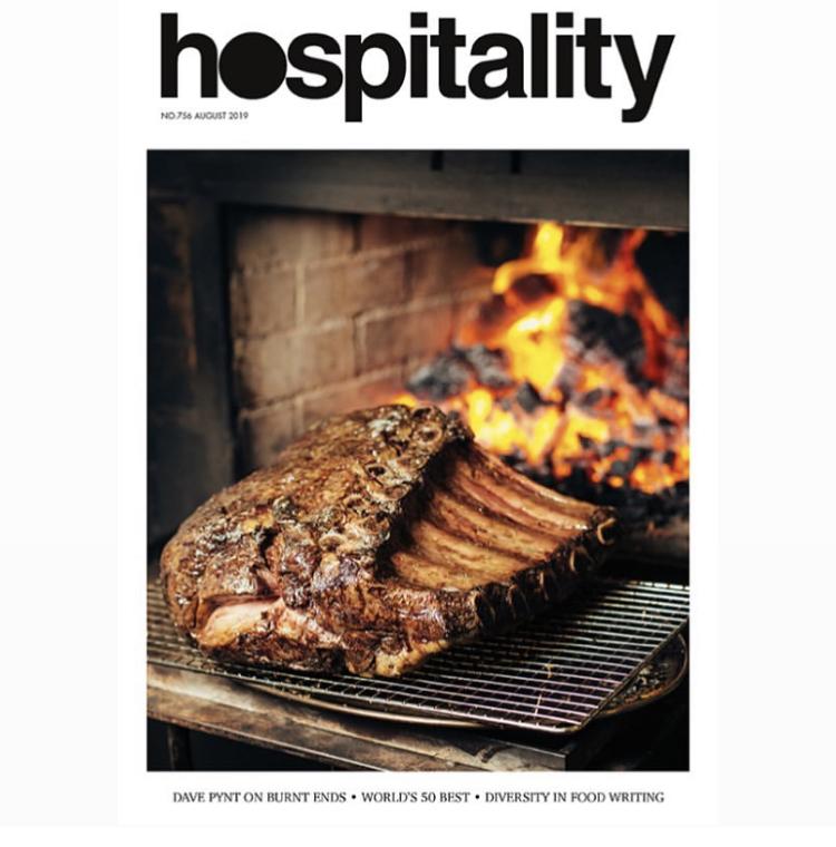Hospitality Magazine August 2019