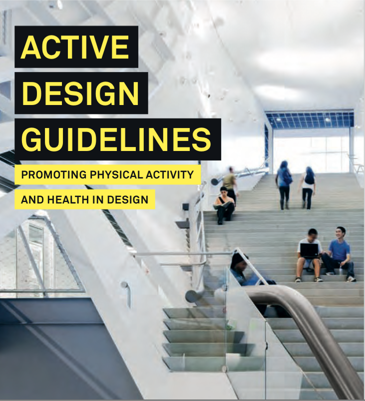 Active Design Guidelines Cover