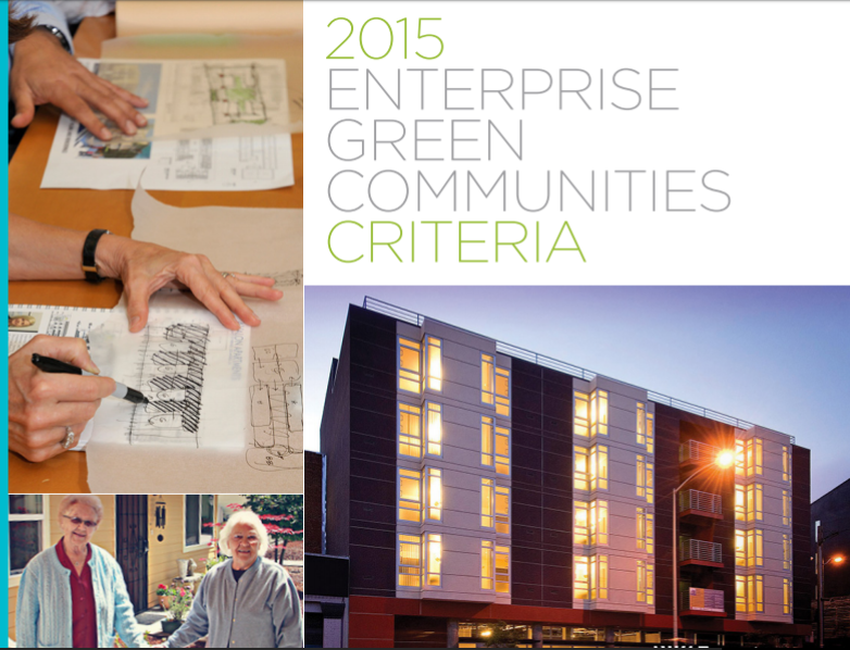2015 Enterprise Green Communities Criteria