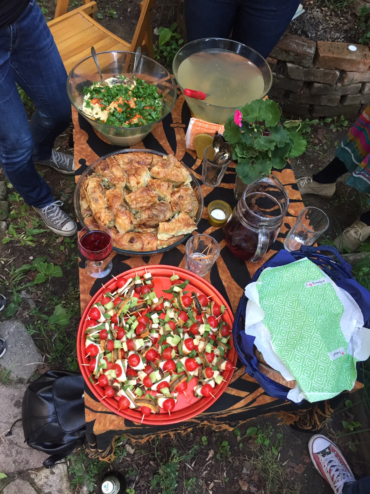 Ain't no party like a Bulgarian Garden Party.