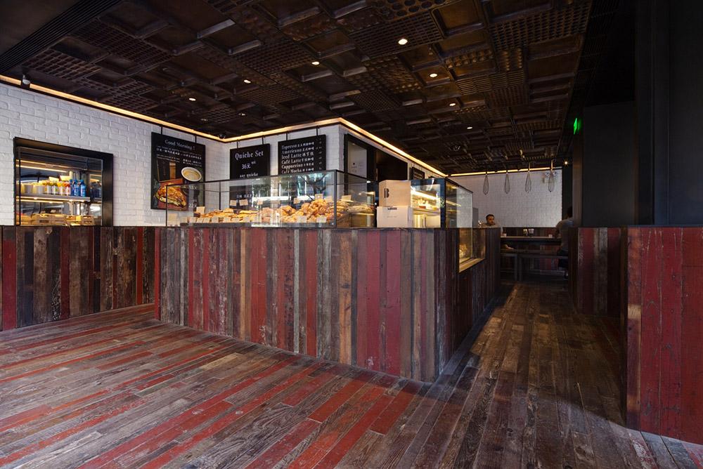 Baker One Cafe