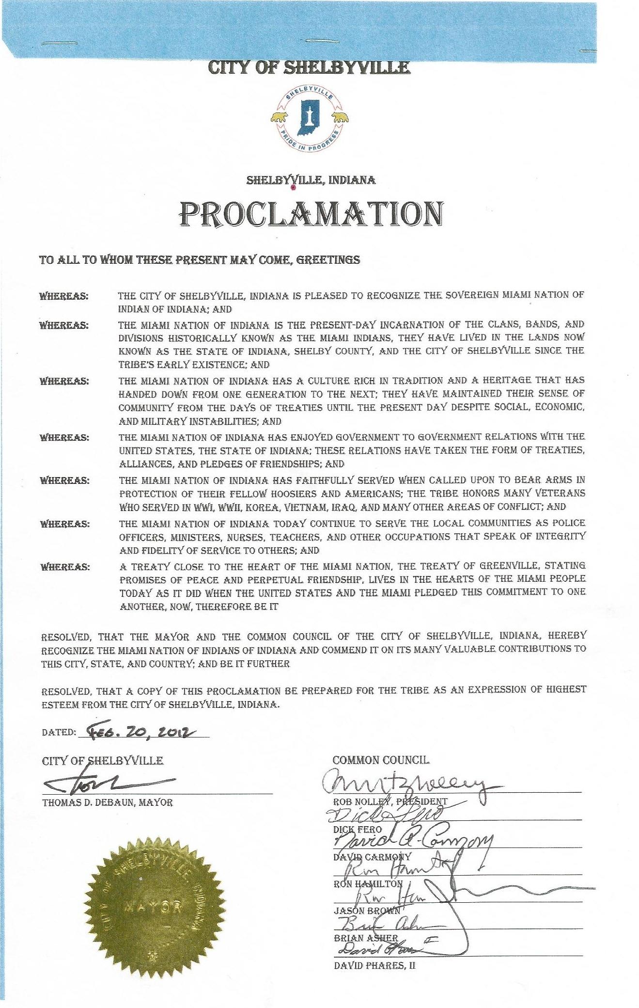 Proclamation City of Shelbyville.jpg