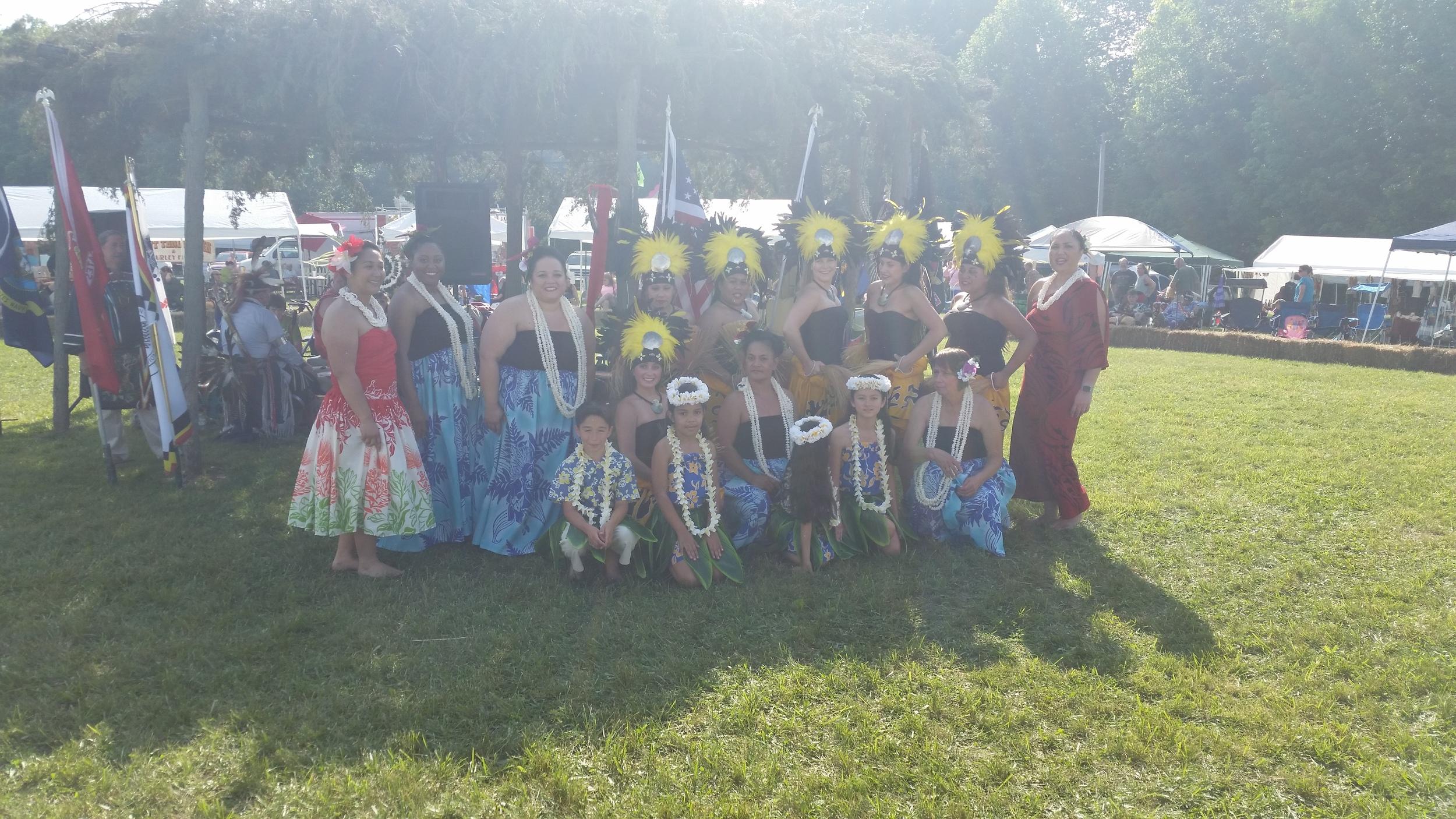 Indy Hula Dancers