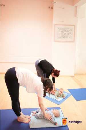Postnatal Yoga Reading